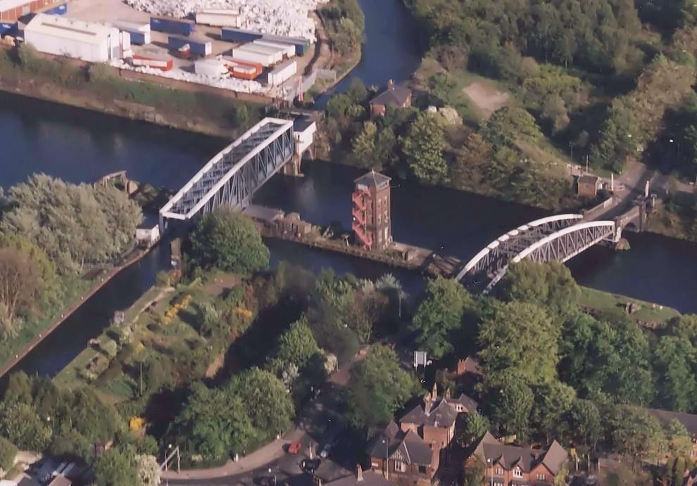 waterbridges20 Три самых впечатляющих водяных моста в мире