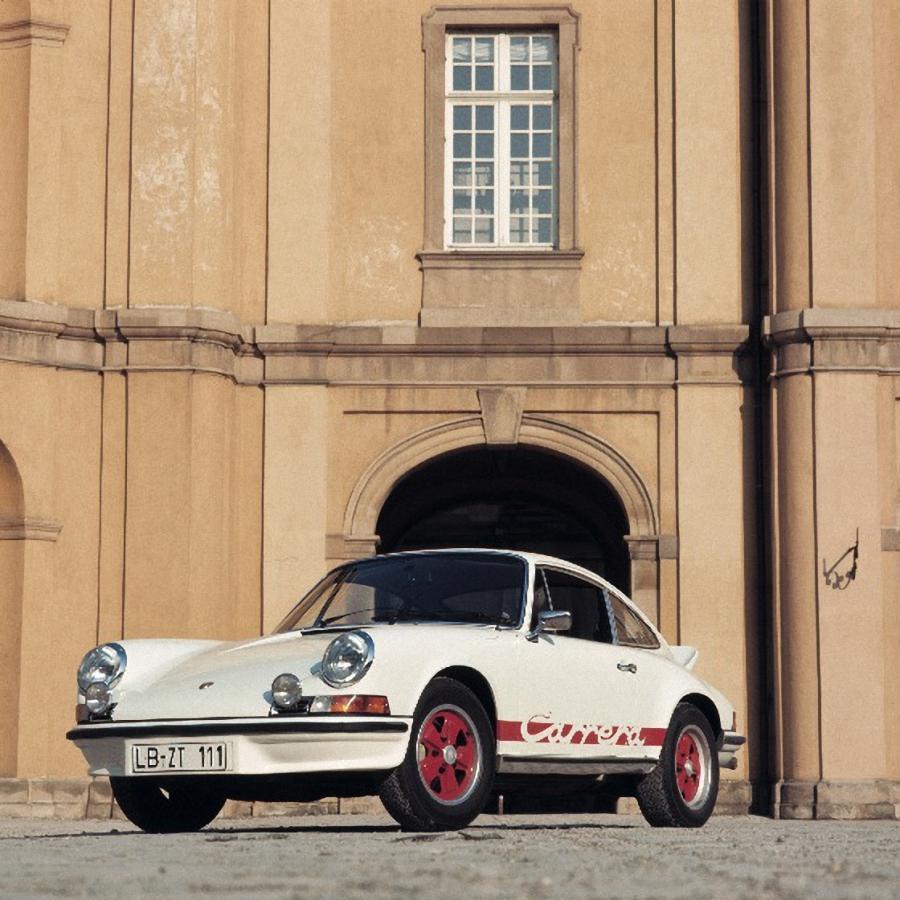 104 Лучшие архивные модели Porsche