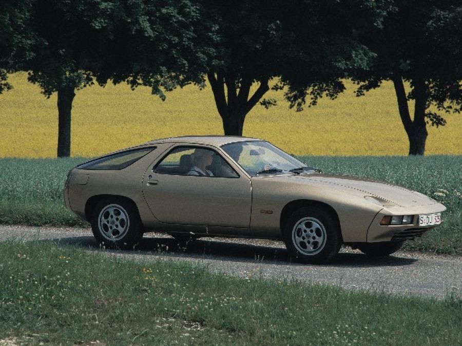 124 Лучшие архивные модели Porsche