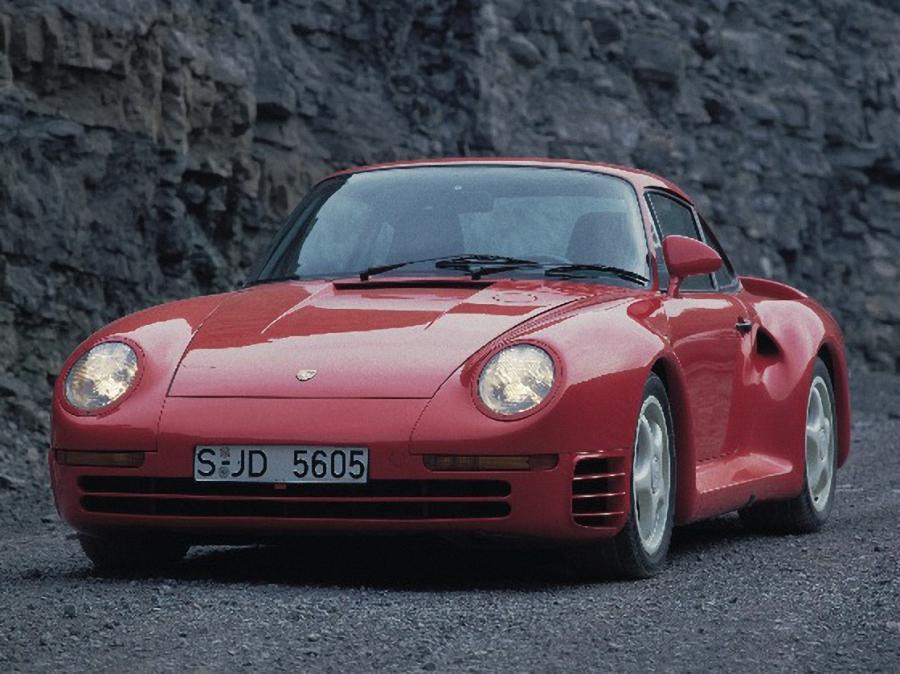 143 Лучшие архивные модели Porsche