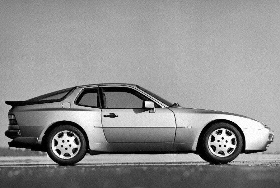 153 Лучшие архивные модели Porsche