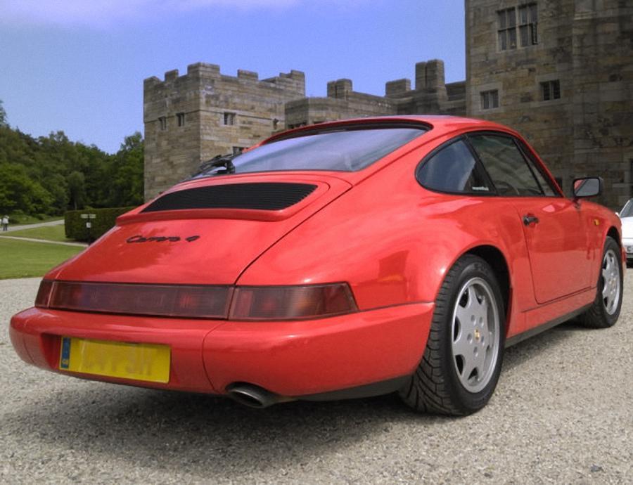 173 Лучшие архивные модели Porsche