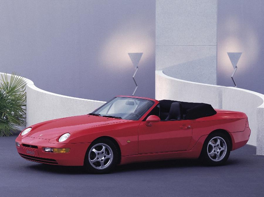 182 Лучшие архивные модели Porsche