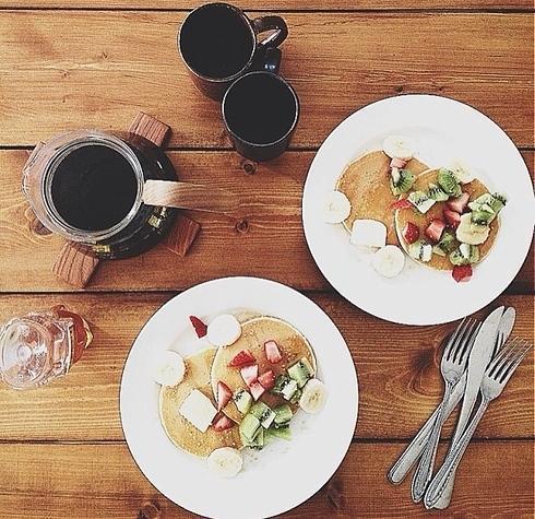 Самые красивые завтраки