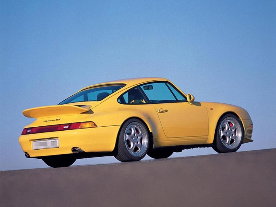 192 Лучшие архивные модели Porsche
