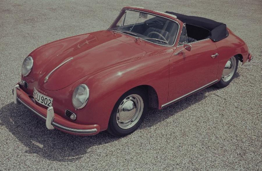 213 Лучшие архивные модели Porsche