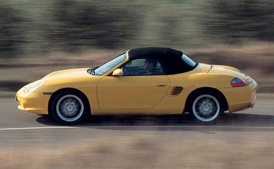 214 Лучшие архивные модели Porsche