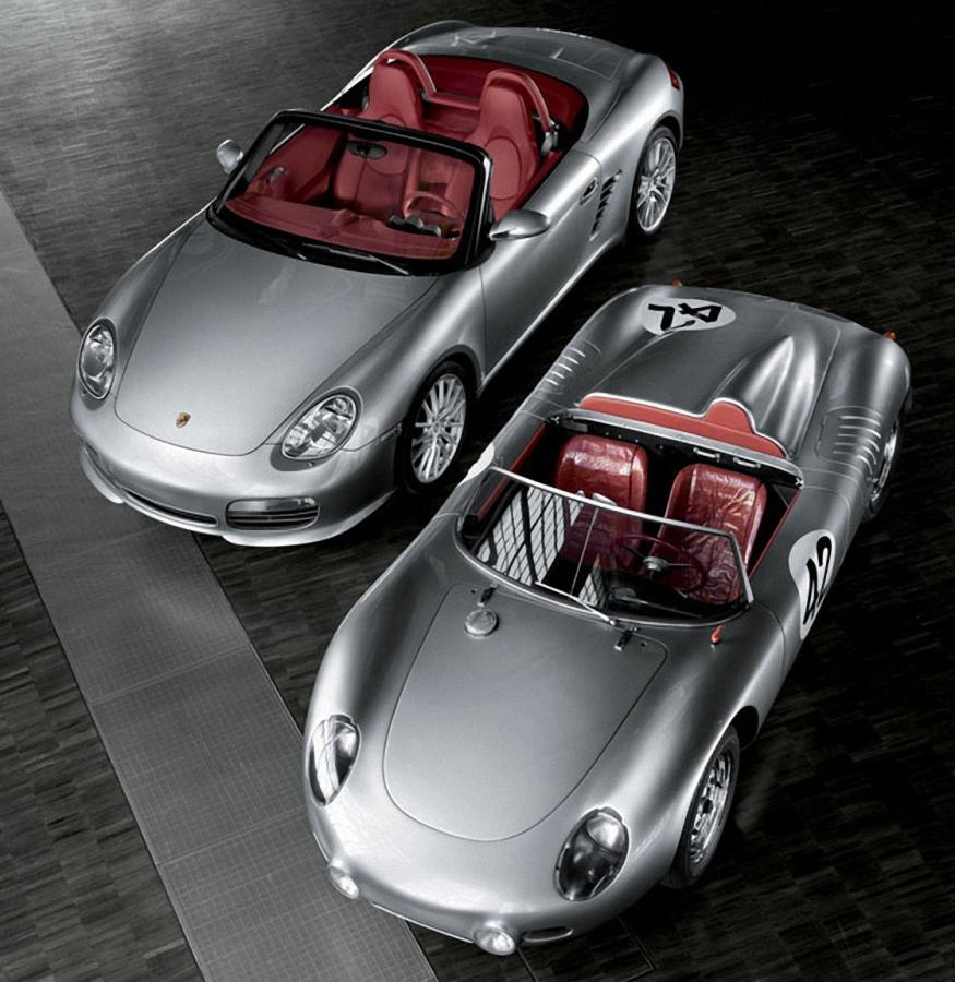 262 Лучшие архивные модели Porsche