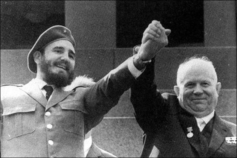 40dneyFidelyavSSSR 13 Самые яркие моменты путешествия Фиделя по СССР
