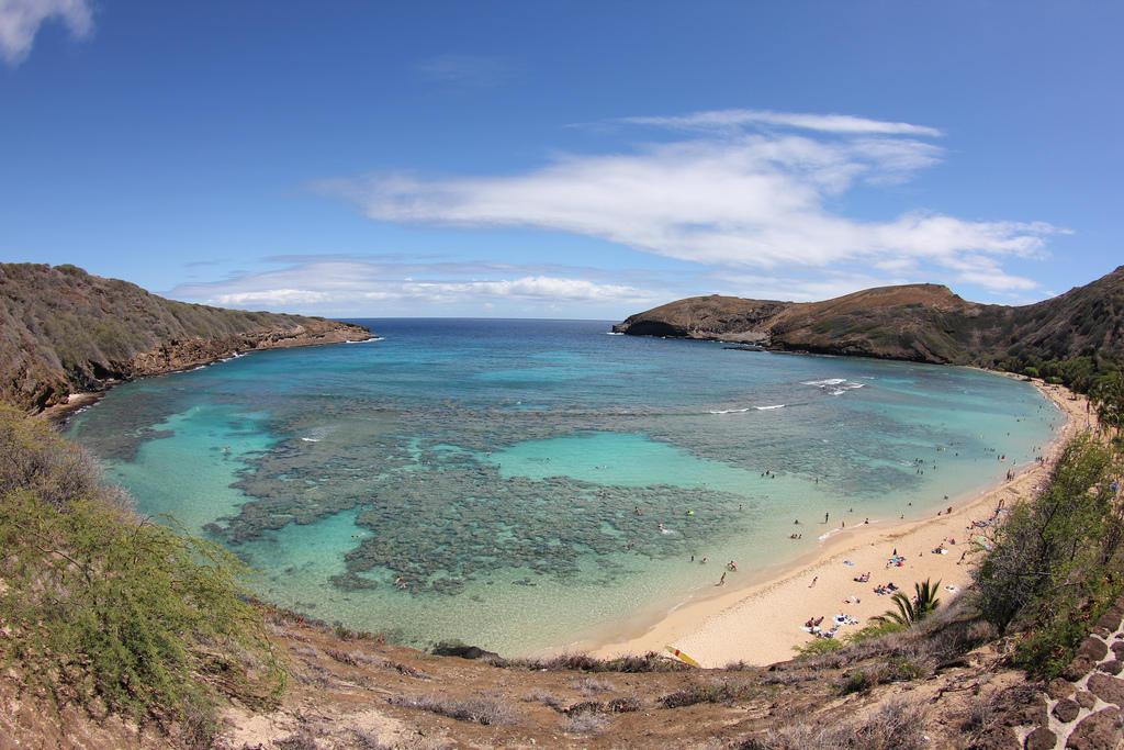 5103350211 14c571fb19 b Земной рай   гавайский пляж внутри древнего кратера