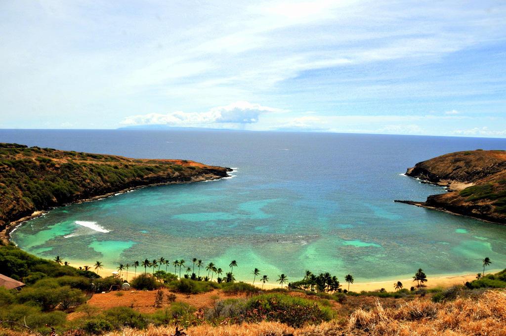 6124457730 6db5ecf9d6 b Земной рай   гавайский пляж внутри древнего кратера