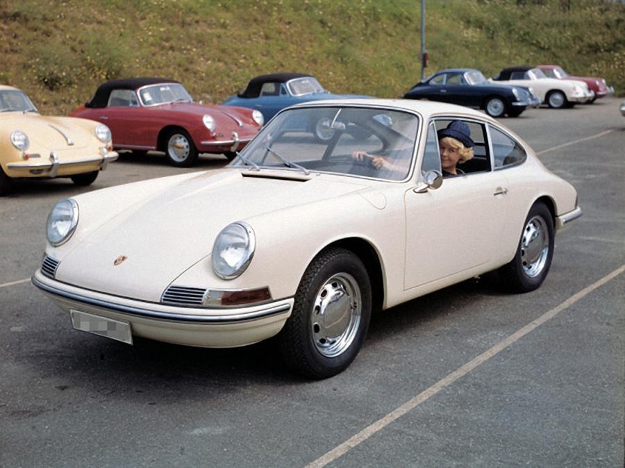 64 Лучшие архивные модели Porsche