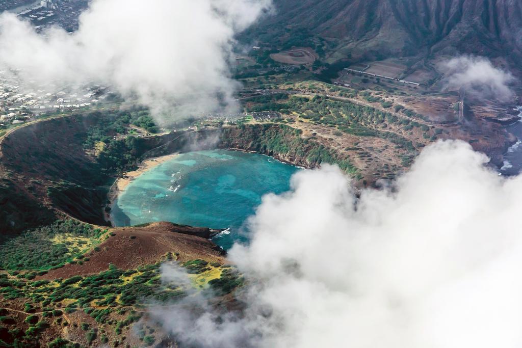 7238769594 8d3cf62d6a b Земной рай   гавайский пляж внутри древнего кратера