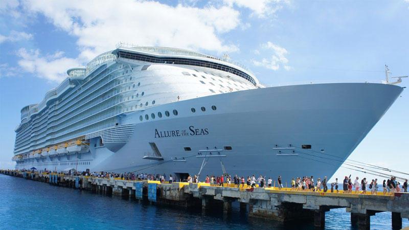AllureoftheSeas01 Как устроен самый большой круизный лайнер в мире