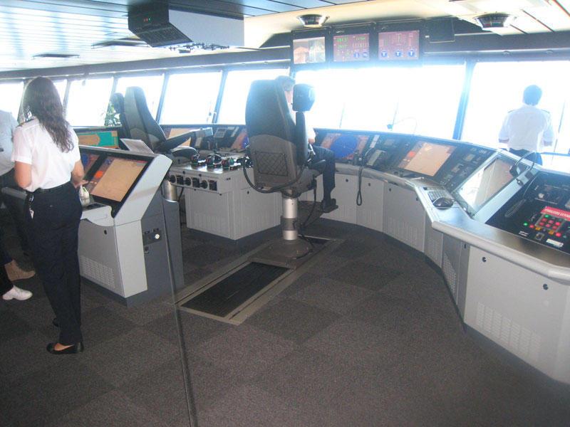 AllureoftheSeas13 Как устроен самый большой круизный лайнер в мире