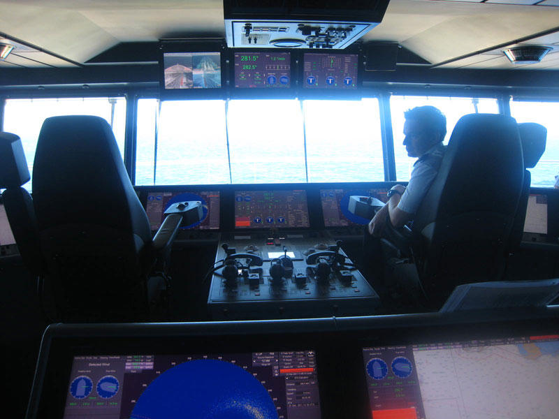 AllureoftheSeas14 Как устроен самый большой круизный лайнер в мире