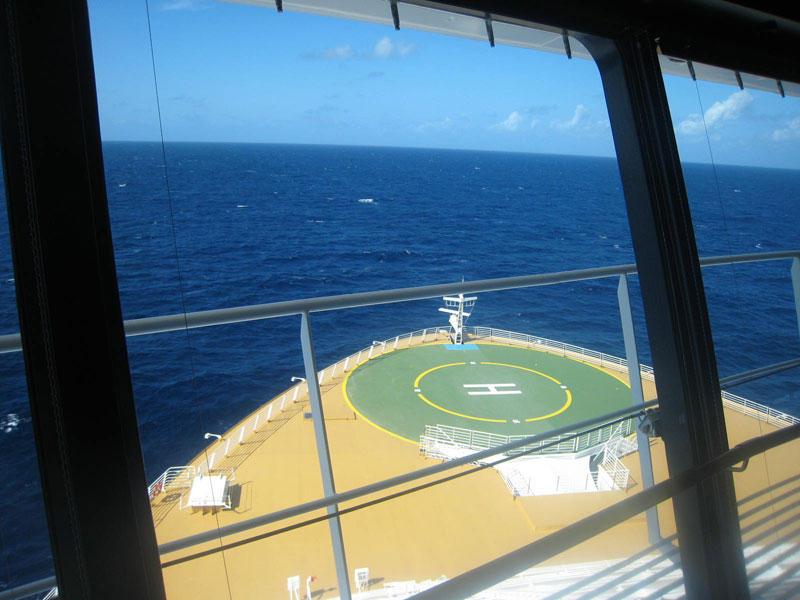 AllureoftheSeas15 Как устроен самый большой круизный лайнер в мире