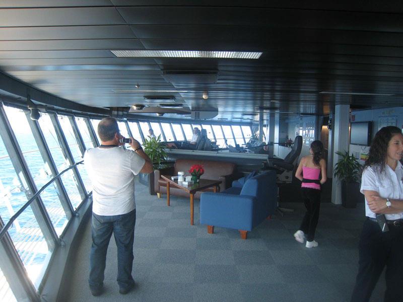 AllureoftheSeas18 Как устроен самый большой круизный лайнер в мире