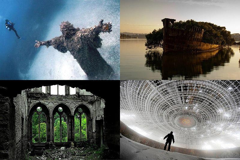 BIGPIC30 Самые красивые заброшенные места в мире