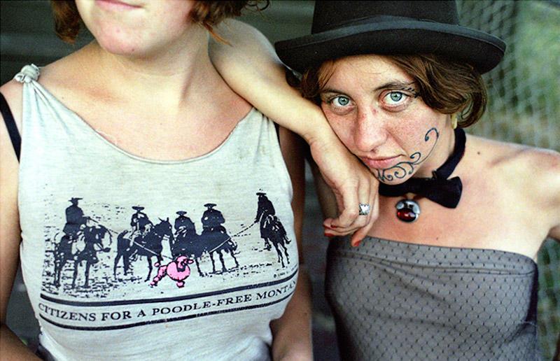 BIGPIC40 На обочине: Другая Америка в объективе фотографа панка Майка Броди
