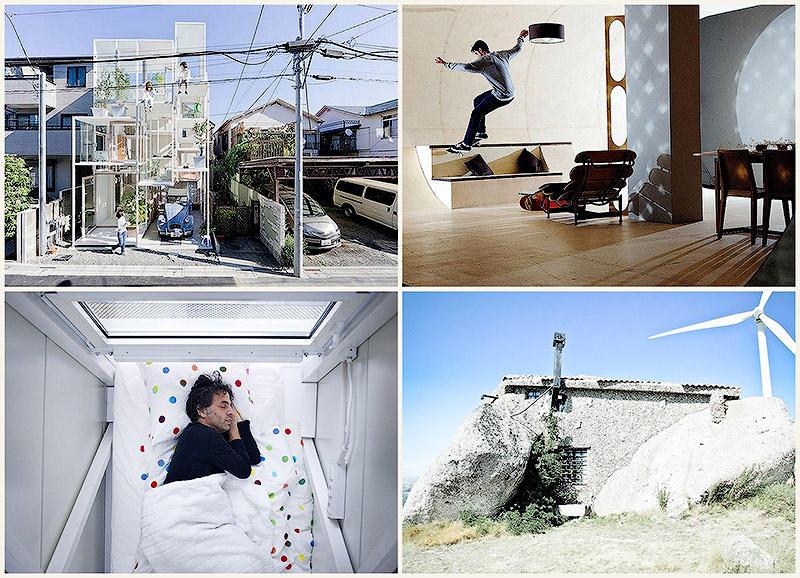 BIGPIC50 10 самых необычных домов в мире