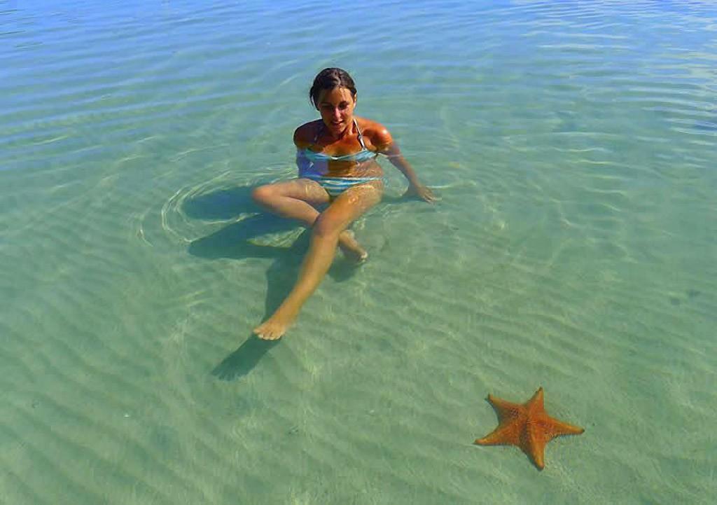 BocaDelDrago15 Пляж морских звезд — Бока дель Драго