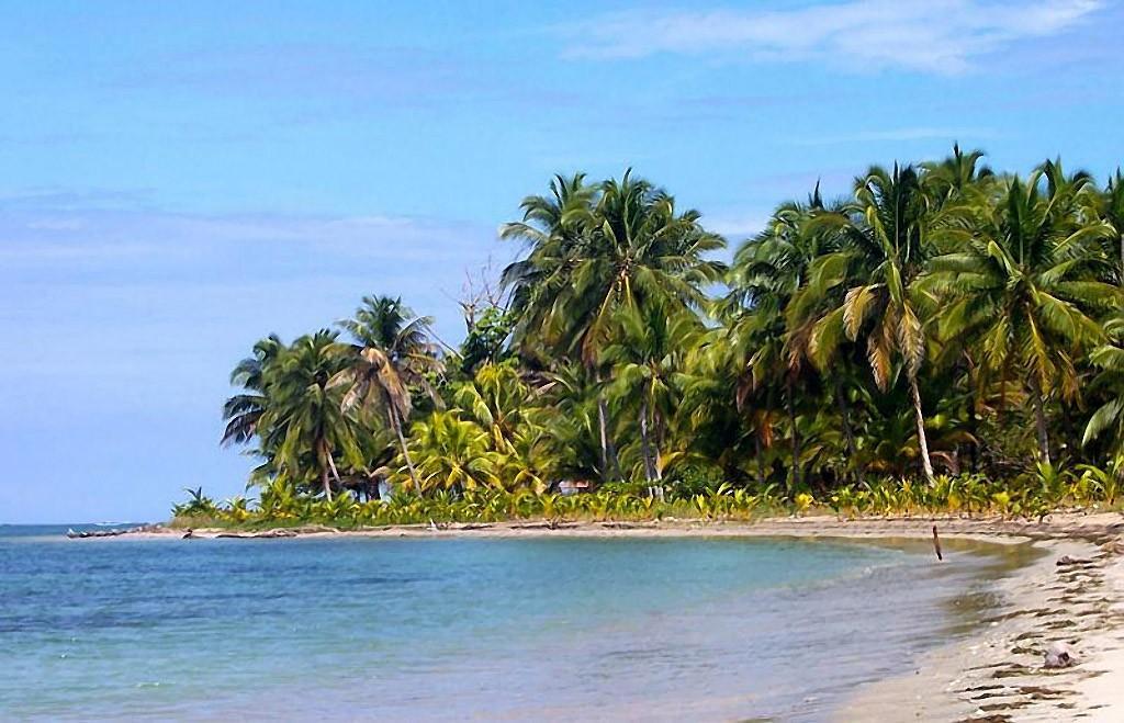 BocaDelDrago16 Пляж морских звезд — Бока дель Драго
