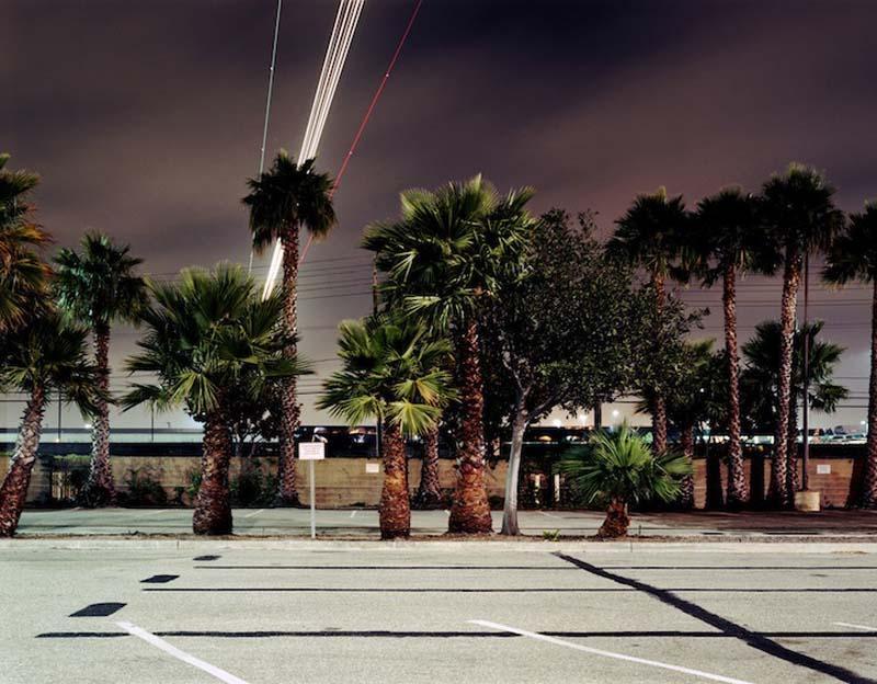 KevinCooley14 Ослепительные световые следы самолетов