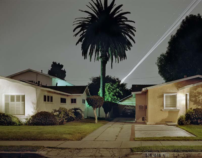KevinCooley4 Ослепительные световые следы самолетов