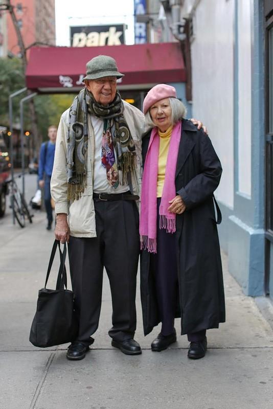 NYaged40 Старики Нью Йорка