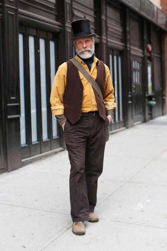 NYaged67 Старики Нью Йорка