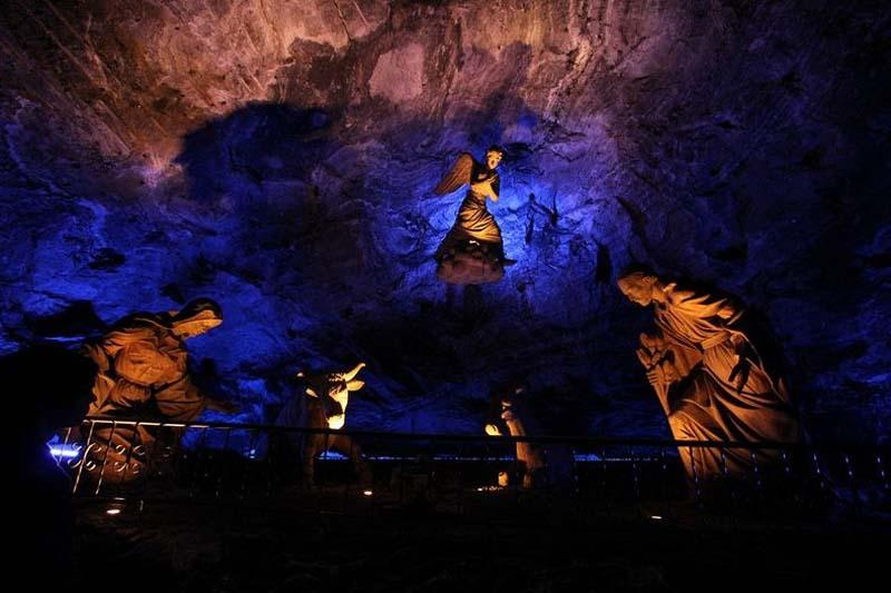 Salt Cathedral of Zipaquira 5 ������� ����� ��������