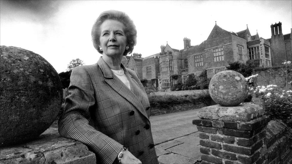 Thatcher14 Margaret Thatcher's life in pictures