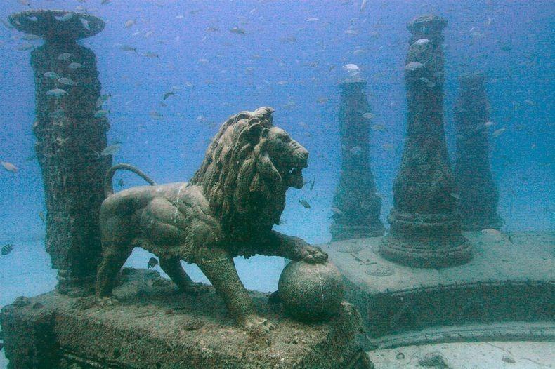 Мемориал Нептуна: подводное кладбище у берегов Флориды