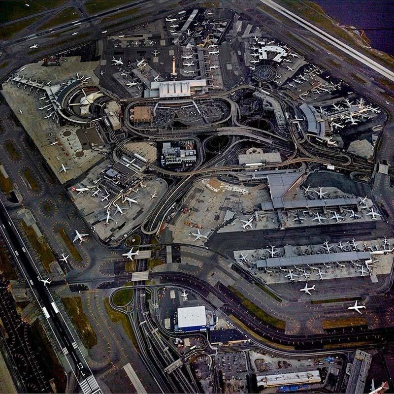 aeroportisvisoti 1 Аэропорты с высоты
