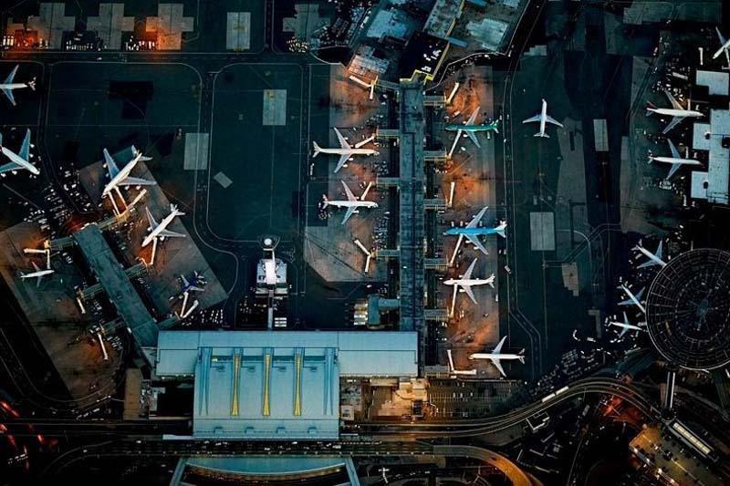 aeroportisvisoti 5 Аэропорты с высоты