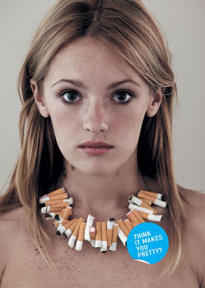 antitabachnayareklama 15 18 шедевров антитабачной рекламы со всего мира