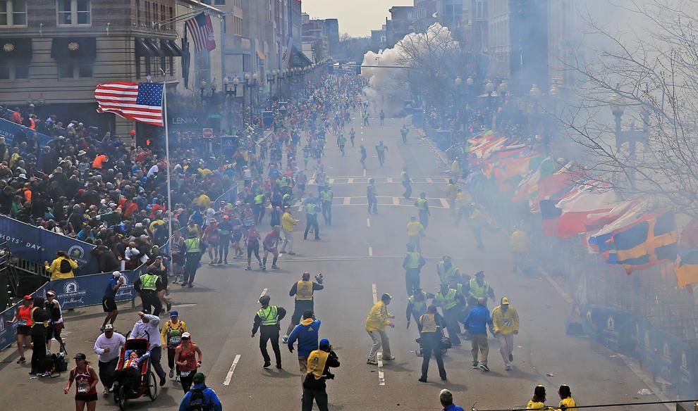 bp1 Взрыв на марафоне в Бостоне   первый теракт в США после 9/11