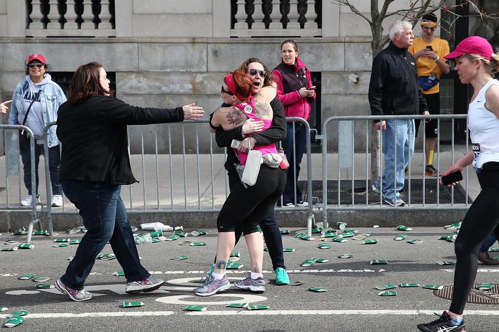 bp22 Взрыв на марафоне в Бостоне   первый теракт в США после 9/11