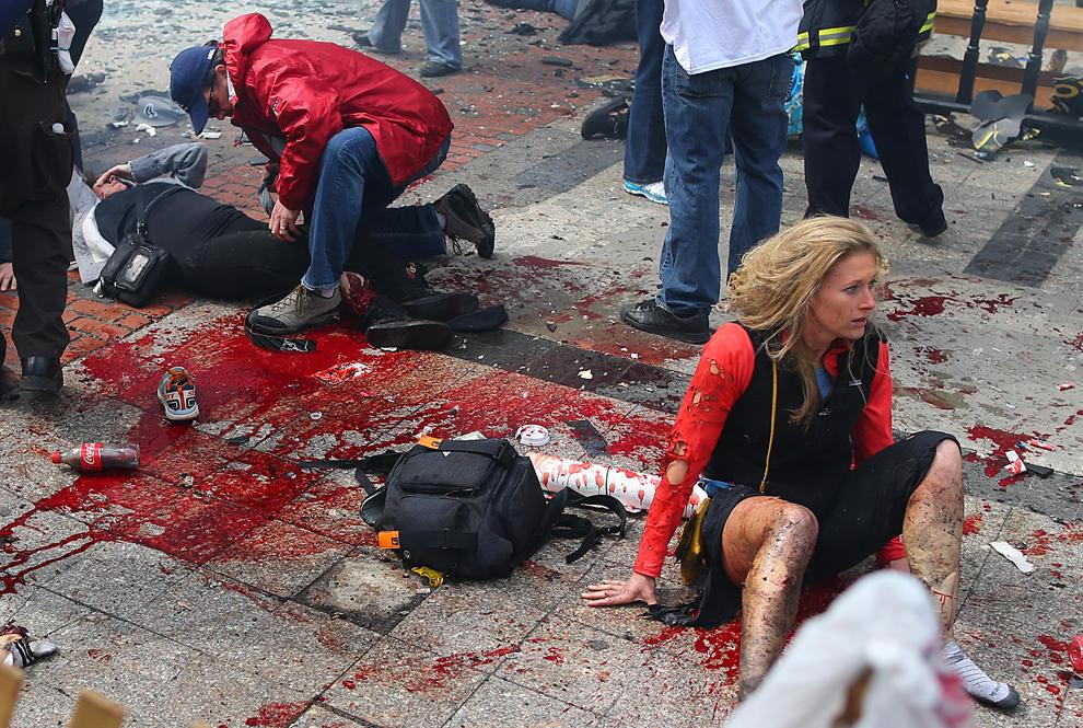bp3 Взрыв на марафоне в Бостоне   первый теракт в США после 9/11