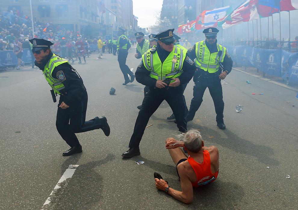 bp4 Взрыв на марафоне в Бостоне   первый теракт в США после 9/11