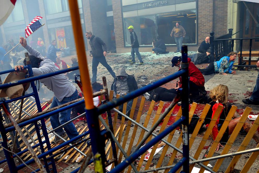 bp6 Взрыв на марафоне в Бостоне   первый теракт в США после 9/11