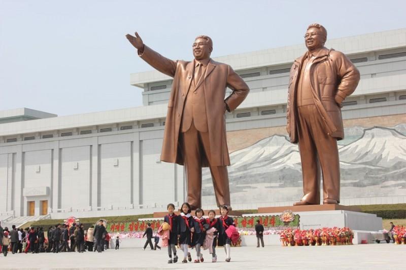 Северная Корея накануне войны