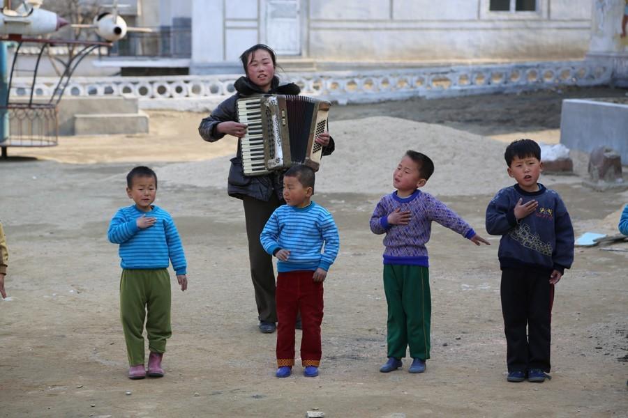 northkorea15 Северная Корея накануне войны