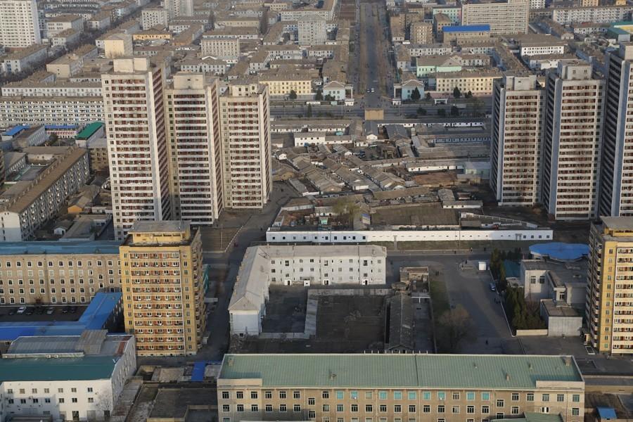 northkorea38 Северная Корея накануне войны