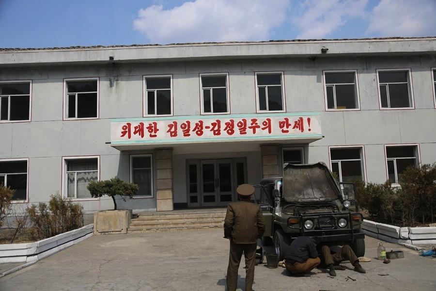 northkorea45 Северная Корея накануне войны