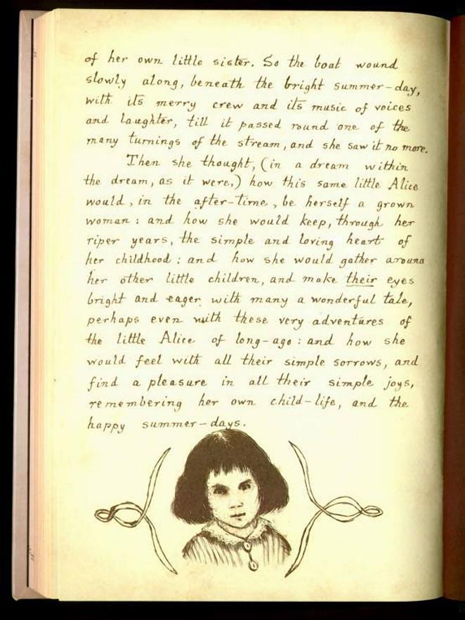 realAlice07 Интересные факты о настоящей Алисе в стране чудес