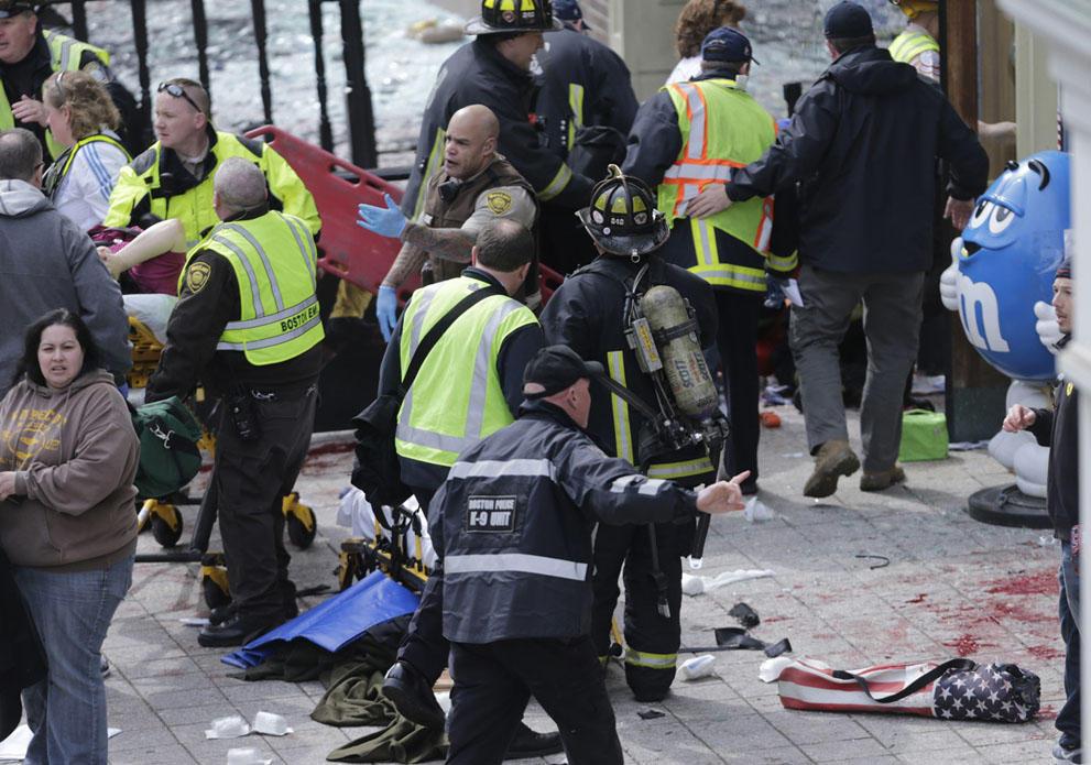 s b02 98 Взрыв на марафоне в Бостоне   первый теракт в США после 9/11