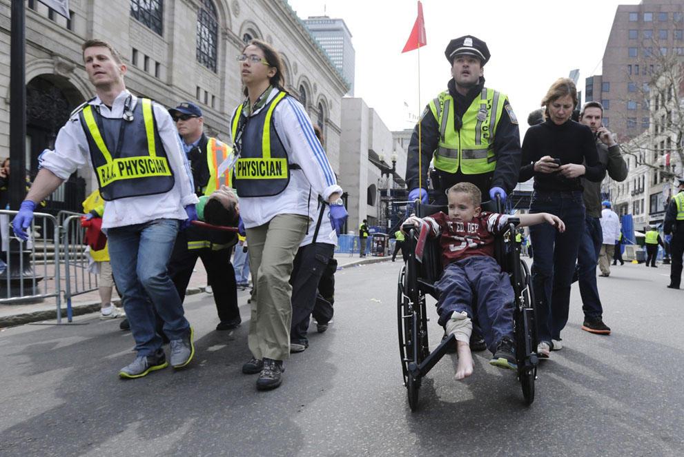 s b04 55 Взрыв на марафоне в Бостоне   первый теракт в США после 9/11