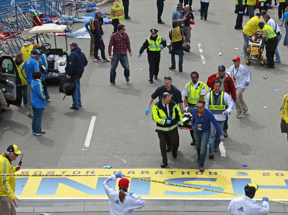 s b06 42 Взрыв на марафоне в Бостоне   первый теракт в США после 9/11